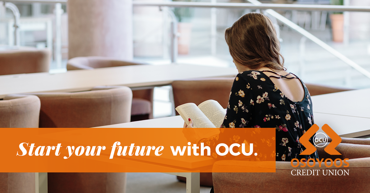 Osoyoos Credit Union | Student Financial Services