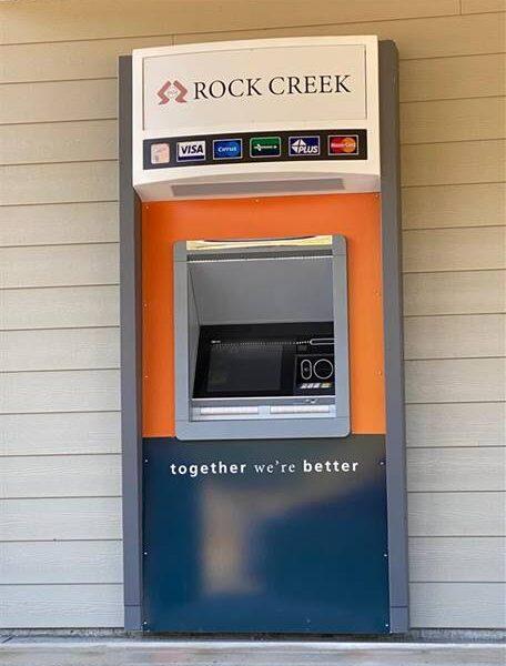 Rock Creek OCU ATM Riverside Center