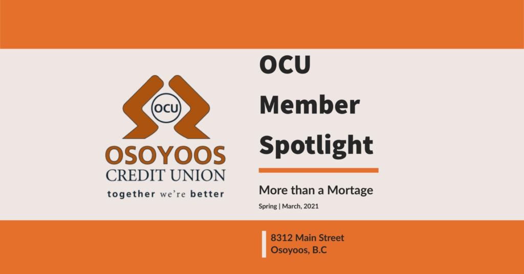 Read more on OCU Member Spotlight: More than a Mortgage
